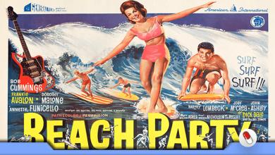Photo of A Praia dos Amores – Um filme típico dos anos 60