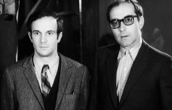 Truffaut e Godard