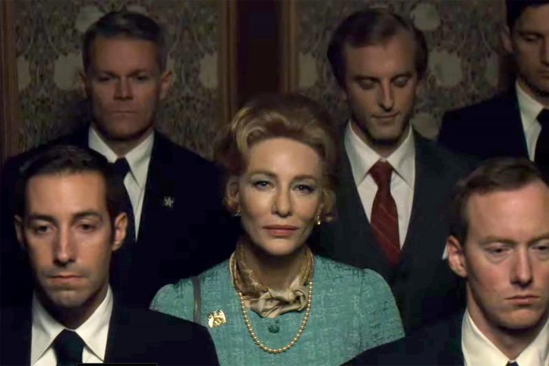 Mrs. America usa de suas personagens conservadoras para exemplificar a importância do feminismo