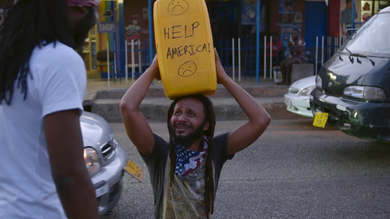 Contrapor fala sobre a globalização e o desenvolvimento de Gana