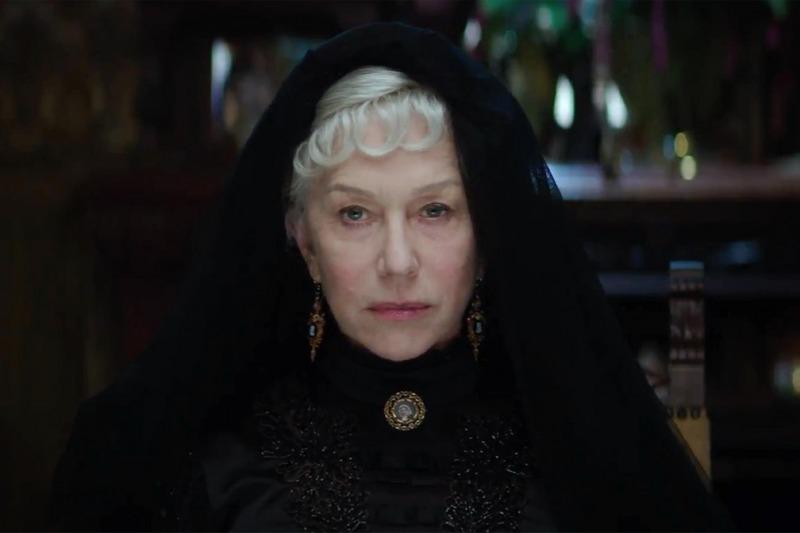 O filme A Maldição da Casa Winchester parte de uma história real, mas adiciona ficção