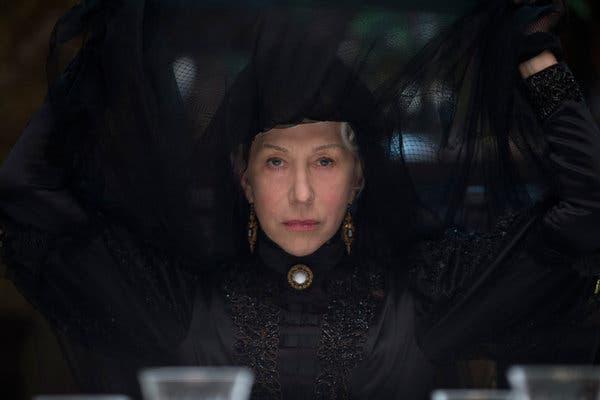 A produção de A Maldição da Casa Winchester é impecável