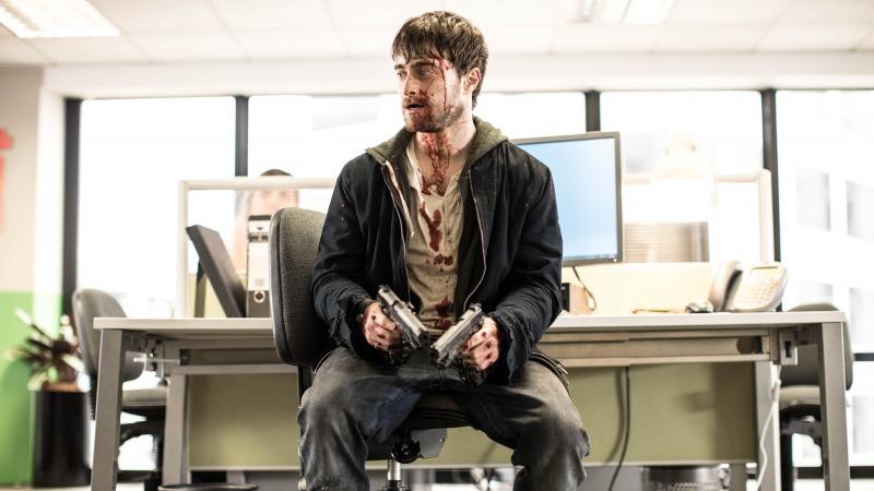 Daniel Radcliffe é Miles Harris em Armas em Jogo
