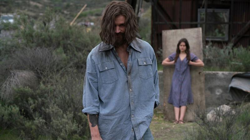 Matt Smith em cena do filme