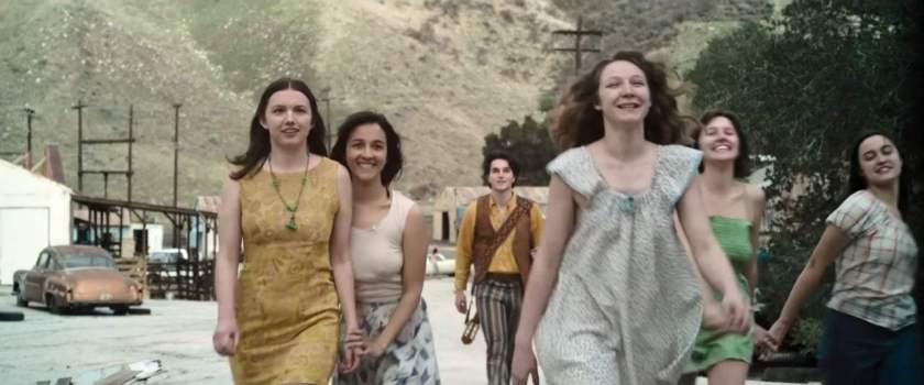 As garotas de Manson