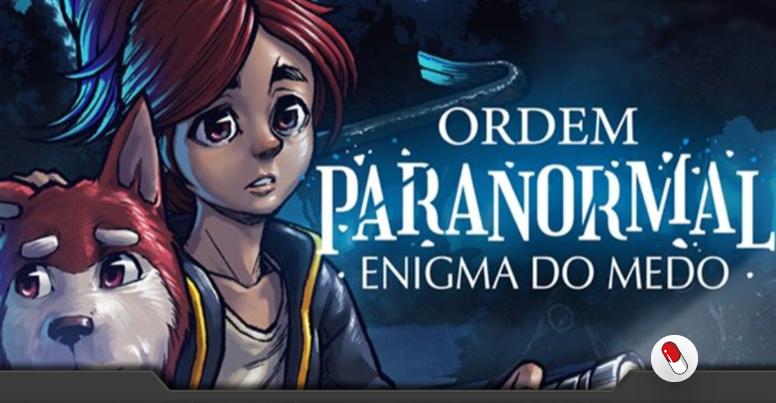 Ordem Paranormal Capa