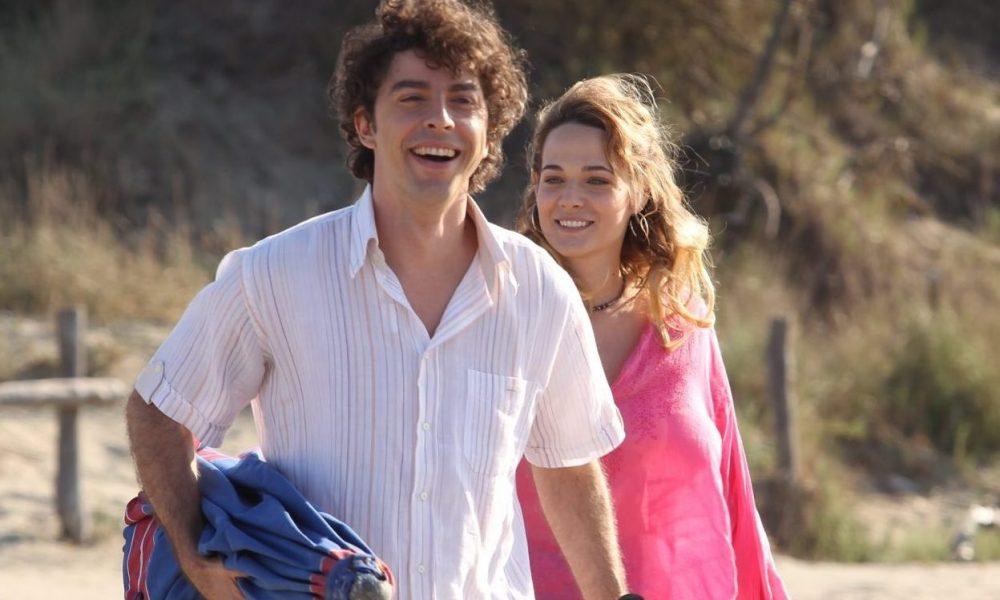 Matteo e Francesca em Un'avventura