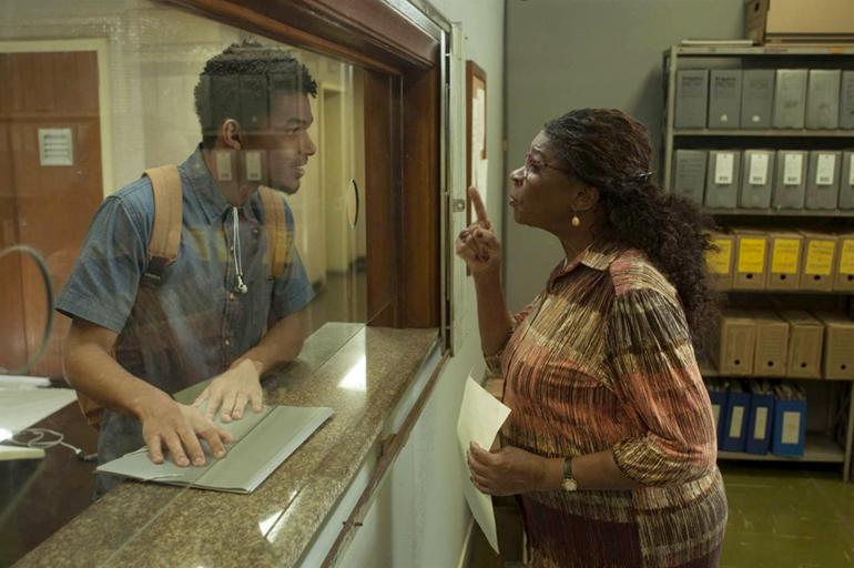 O filme fala sobre racismo e violência contra a população negra
