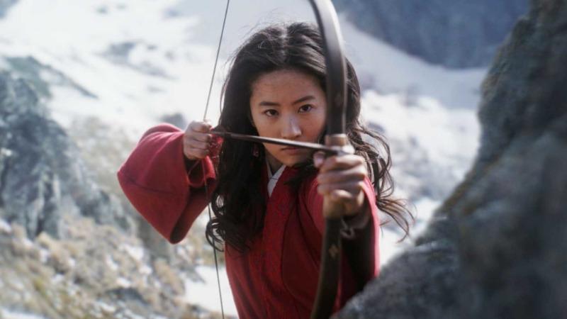 O filme apresenta uma versão mais realista da história