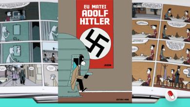Photo of Eu Matei Adolf Hitler, de Jason, Editora Mino (2019)