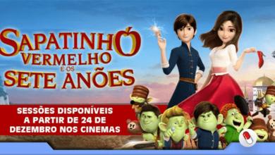 Photo of Sapatinho Vermelho e Os Sete Anões