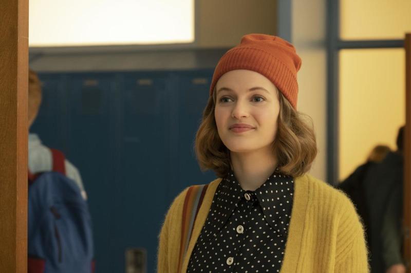 Jo Ellen Pellman como Emma em A Festa de Formatura