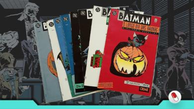 Photo of Batman: O Longo Dia das Bruxas – Editora Abril