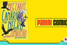 Photo of Canário Negro: Combustão, de Meg Cabot