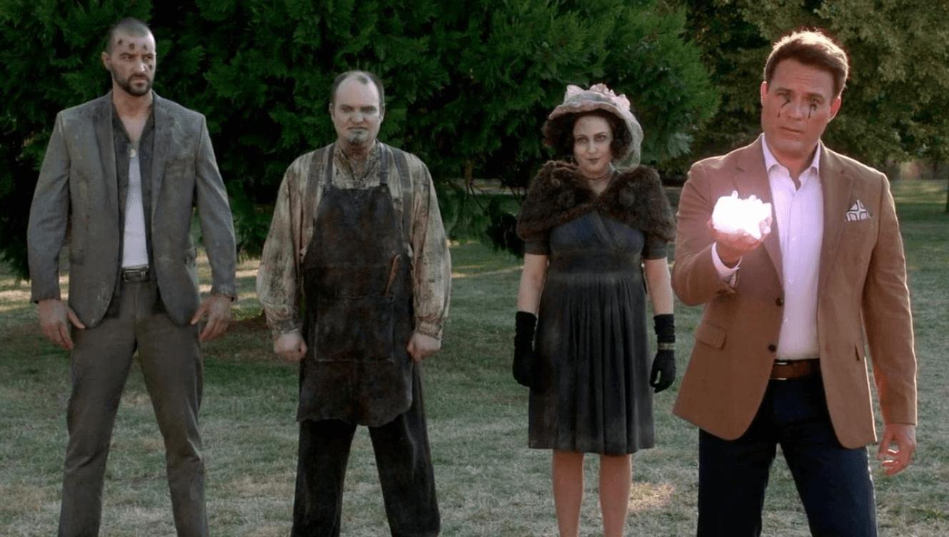 Supernatural - 15ª temporada