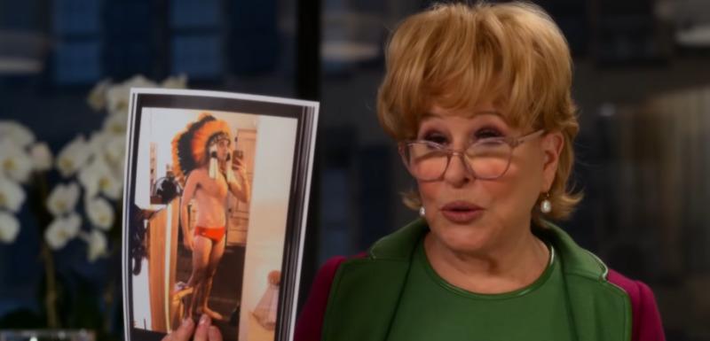 Bette Midler em cena da série The Politician (2ª temporada)