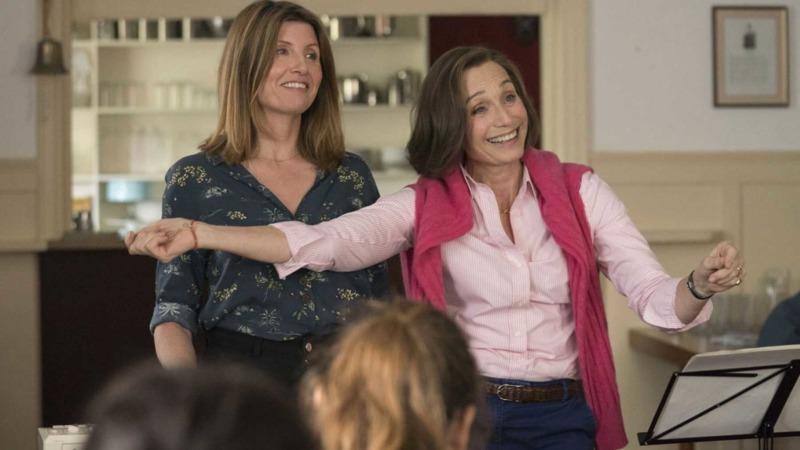 Lisa e Kate tem personalidades completamente distintas