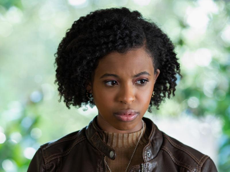 Grace Saif em cena da série 13 Reasons Why (3ª Temporada)