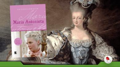 Photo of Maria Antonieta, um livro de Antonia Fraser