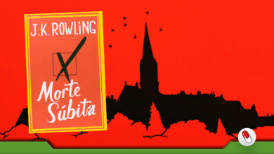 Photo of Morte Súbita, livro de J.K. Rowling