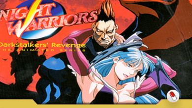 Photo of Vampire Hunter: Darkstalkers (Night Warriors)