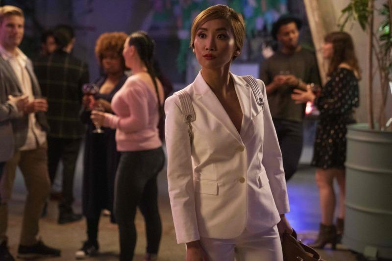 Brenda Song como Madison