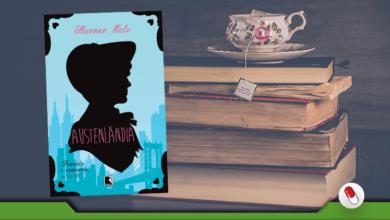 Photo of Austenlândia, livro de Shannon Hale