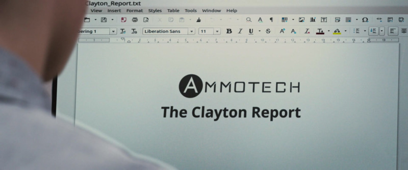 The Clayton Report