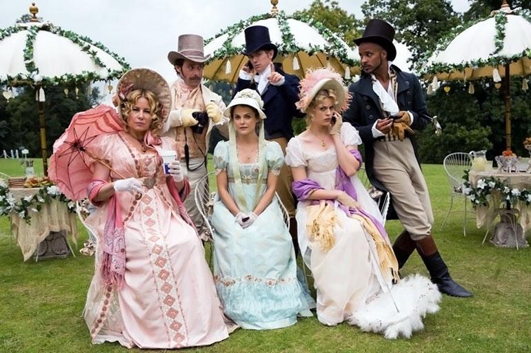 Austenlândia é um prato cheio para os fãs de Jane Austen