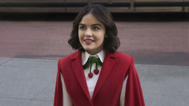 Lucy Hale como Katy Keene