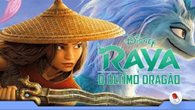 Photo of Raya e o Último Dragão – Animação para toda a família