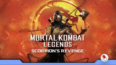 Photo of Mortal Kombat Legends: A Vingança de Scorpion