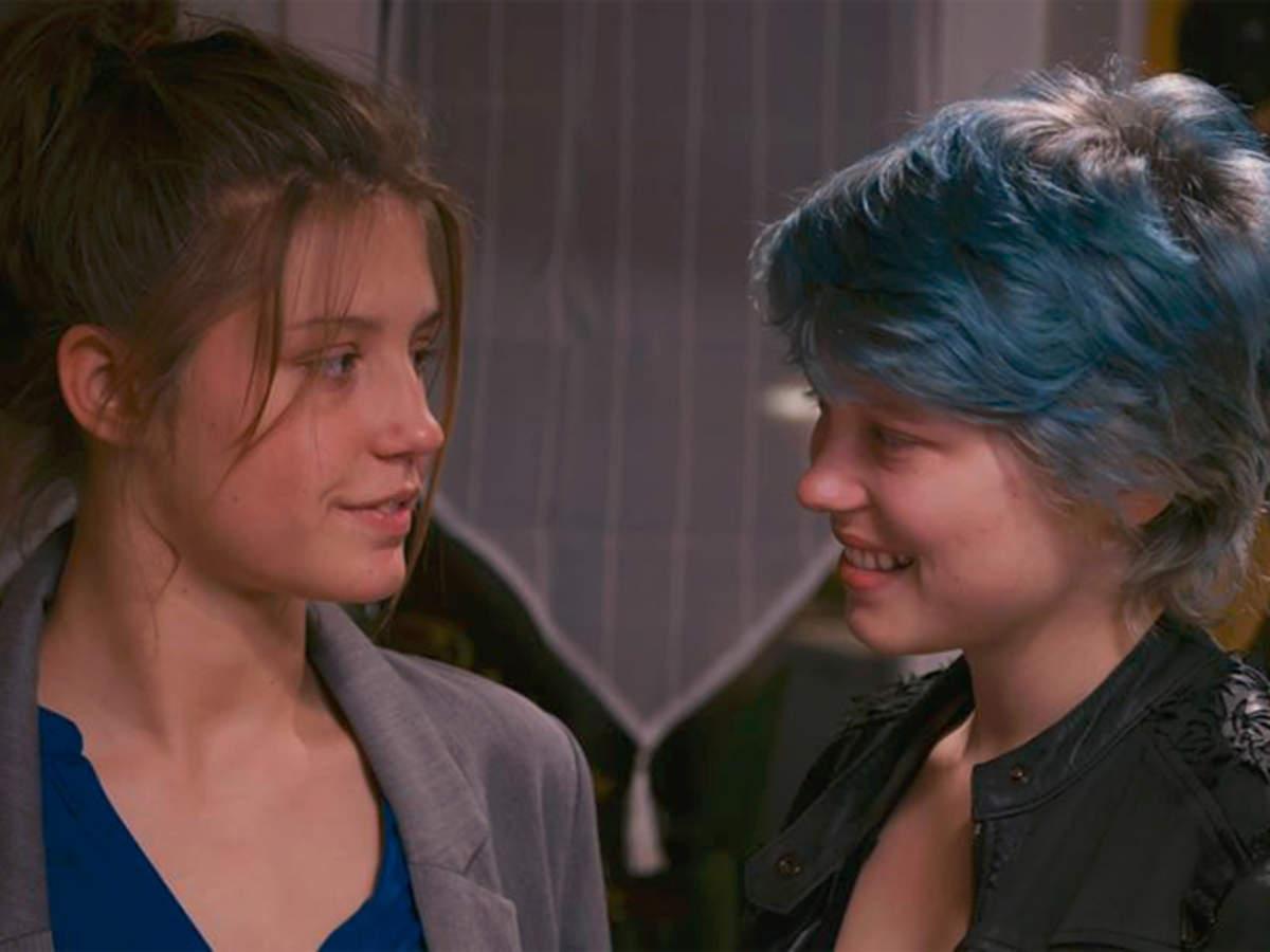 Adèle Exarchopoulos e Léa Seydoux como Adèle e Emma