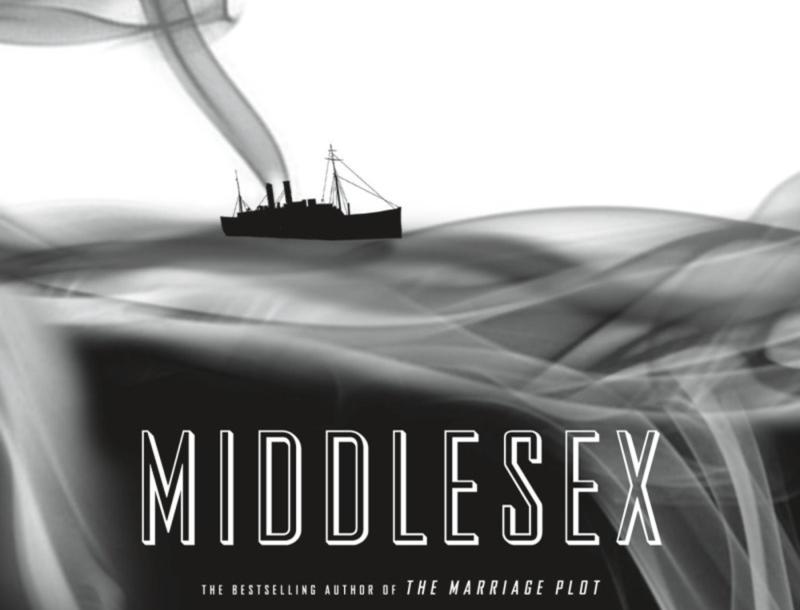 Capa de uma edição em inglês de Middlesex