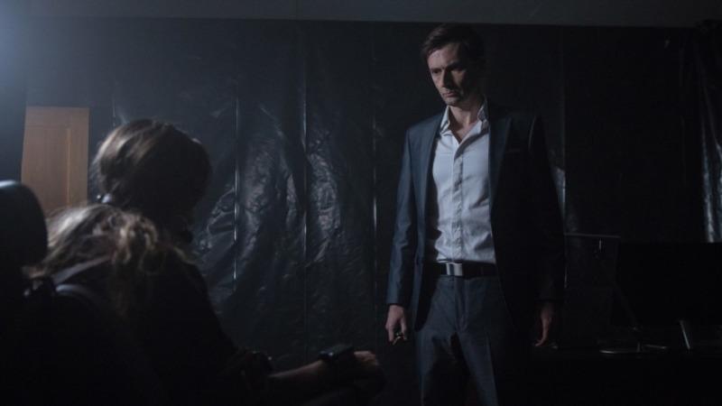David Tennant em cena do filme Bad Samaritan