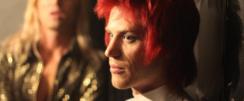 Stardust não tem músicas de Bowie na trilha sonora