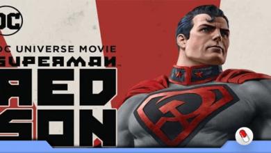 Photo of Superman: Entre a Foice e o Martelo