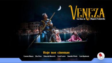 Photo of Veneza – um filme de sonho de Miguel Falabella