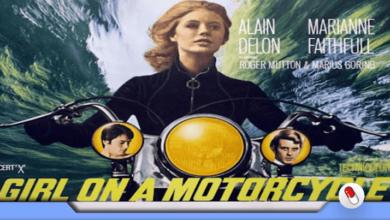 Photo of A Garota da Motocicleta – Um filme típico dos anos 60