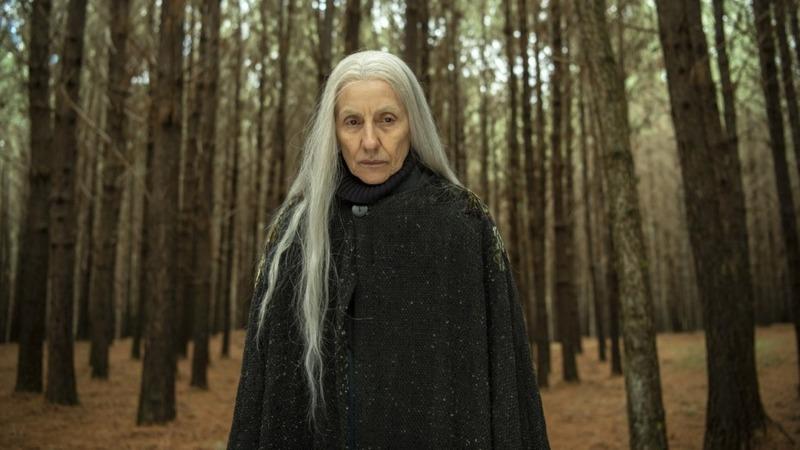 Cássia Kis como Haia - Desalma