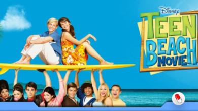 Photo of Teen Beach Movie – Uma sátira aos filmes dos anos 60