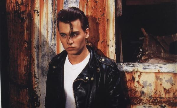 Johnny Depp como Cry Baby