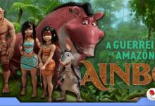 Photo of Ainbo: A Guerreira da Amazônia