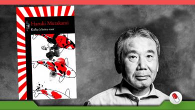 Photo of Kafka à beira-mar, de Haruki Murakami