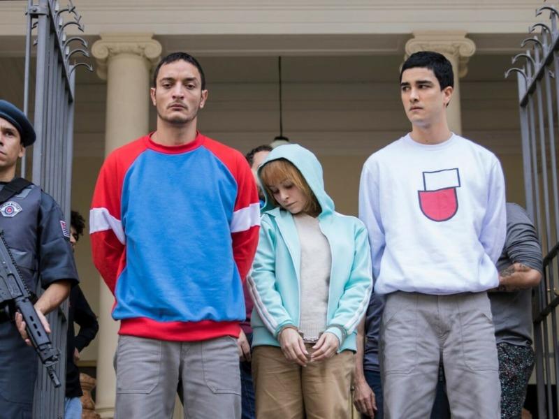 Christian, Suzane e Daniel