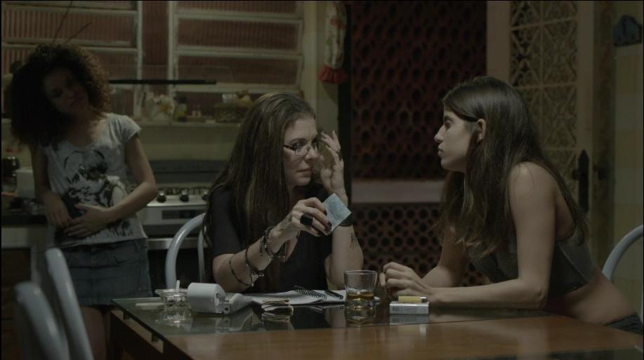 Jéssica, Stella e Bruna