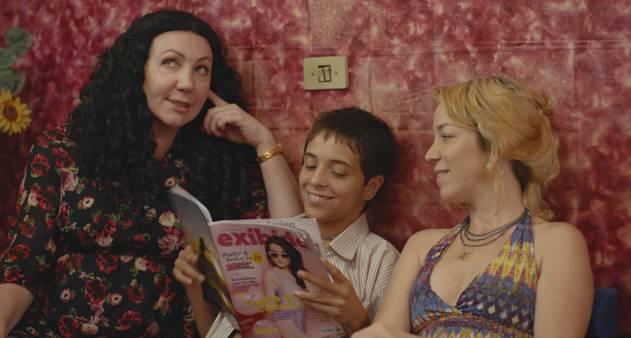 Meu Nome é Bagdá é um filme repleto de personagens femininas fortes