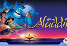 Photo of Aladdin, o desenho da Disney de 1992